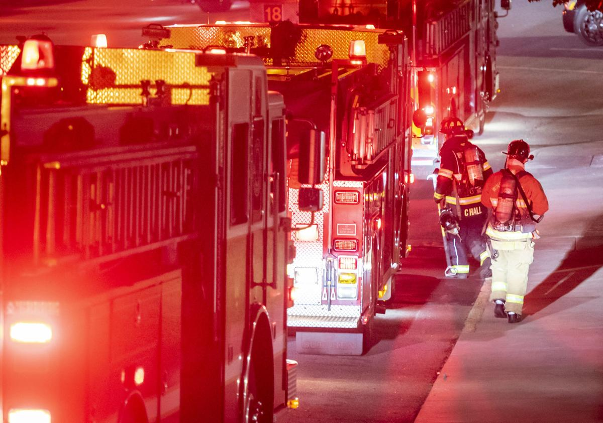 Fire causes $30,000 in damage at Hanes Dye and Finishing