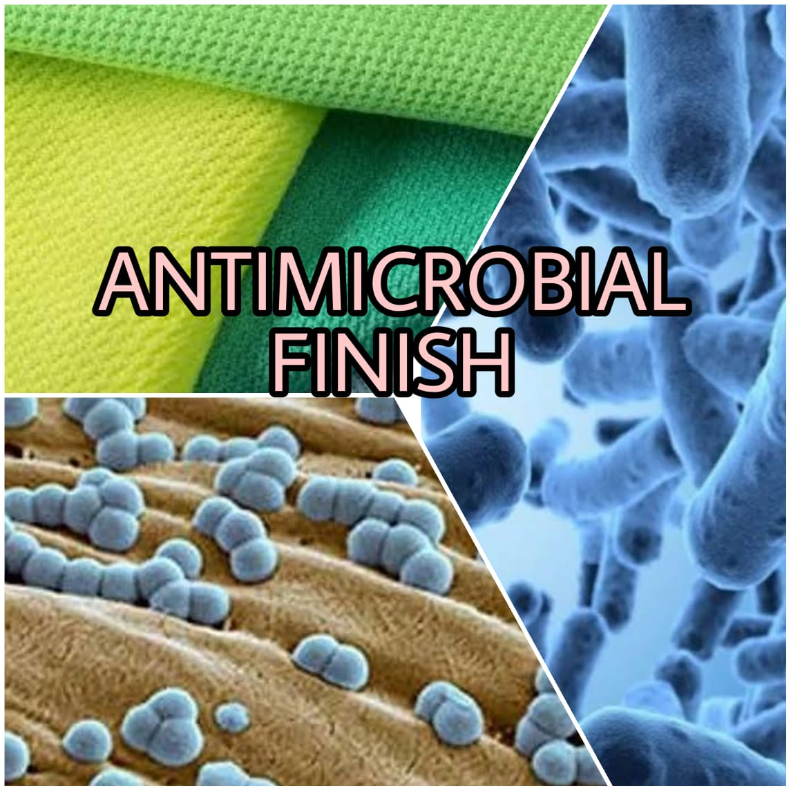 ANTIMICROBIAL FINISH – OVERVIEW
