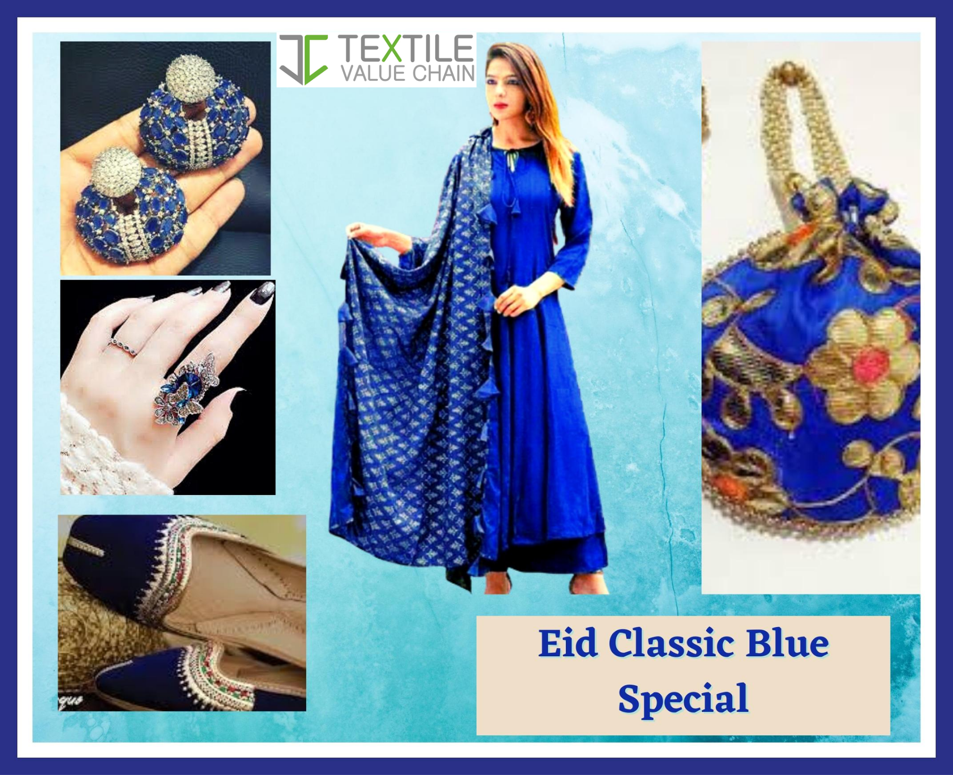 Eid Classic Blue Special