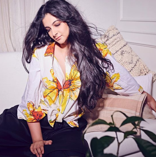 Rhea Kapoor shares creations from her new favourite designer label