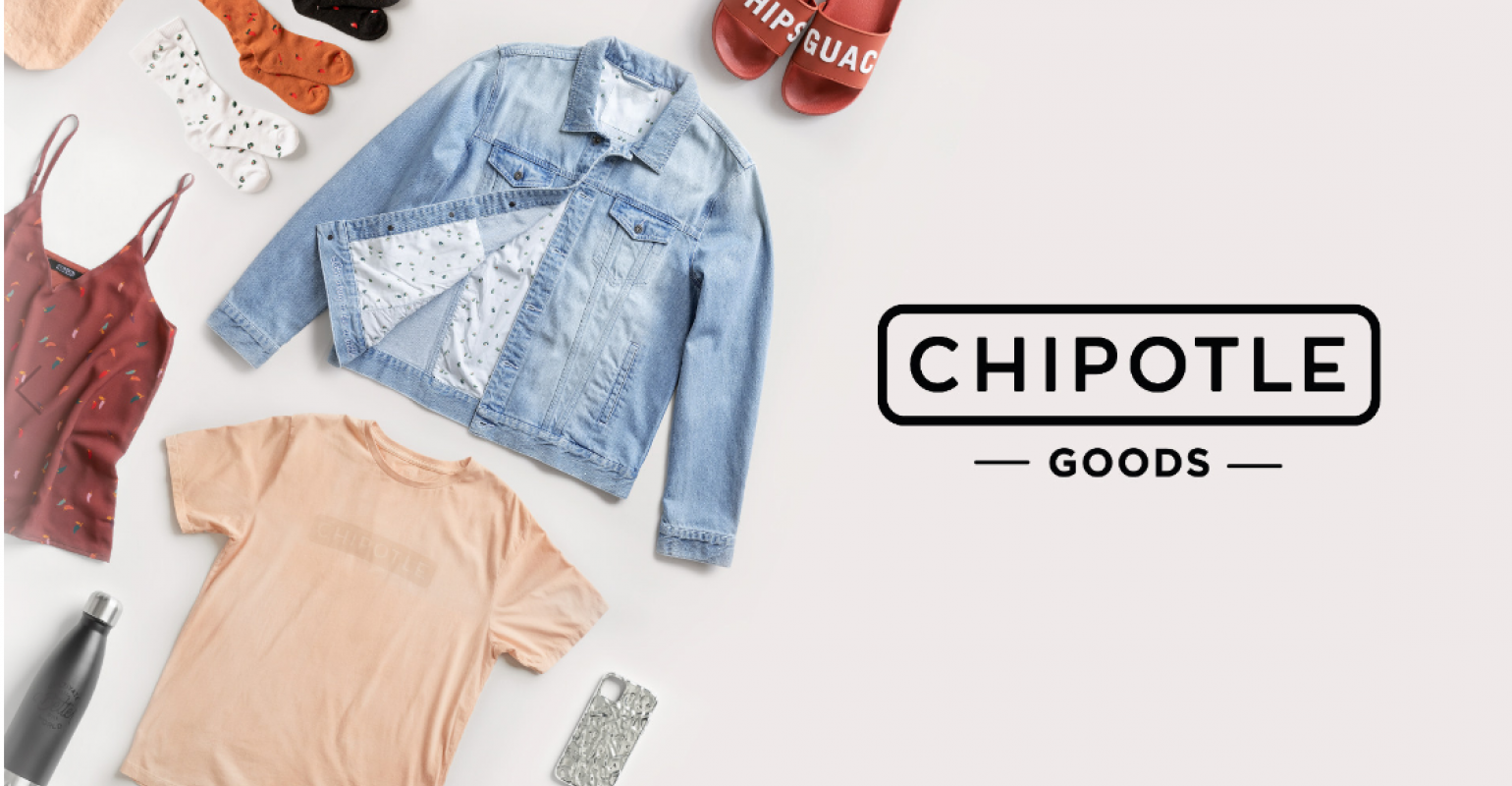 Chipotle Mexican Grill enters into sustainable fashion line