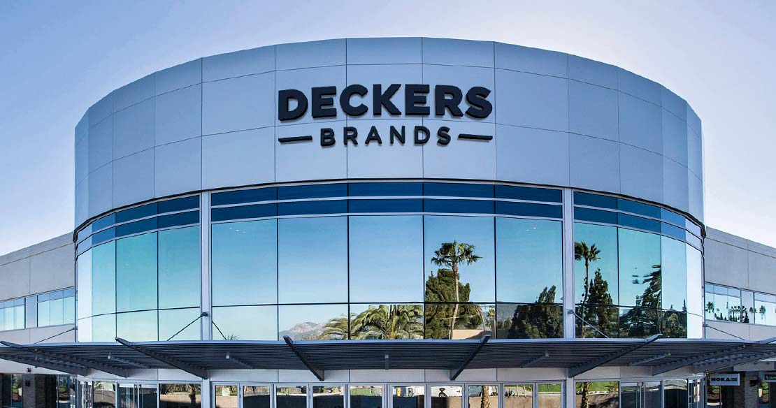 Deckers Brands yields 2% increase for Q1