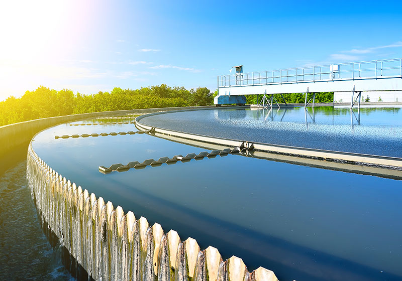 New spin on textile wastewater treatment