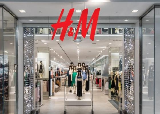H&M suspends workers forusing racial discrimination