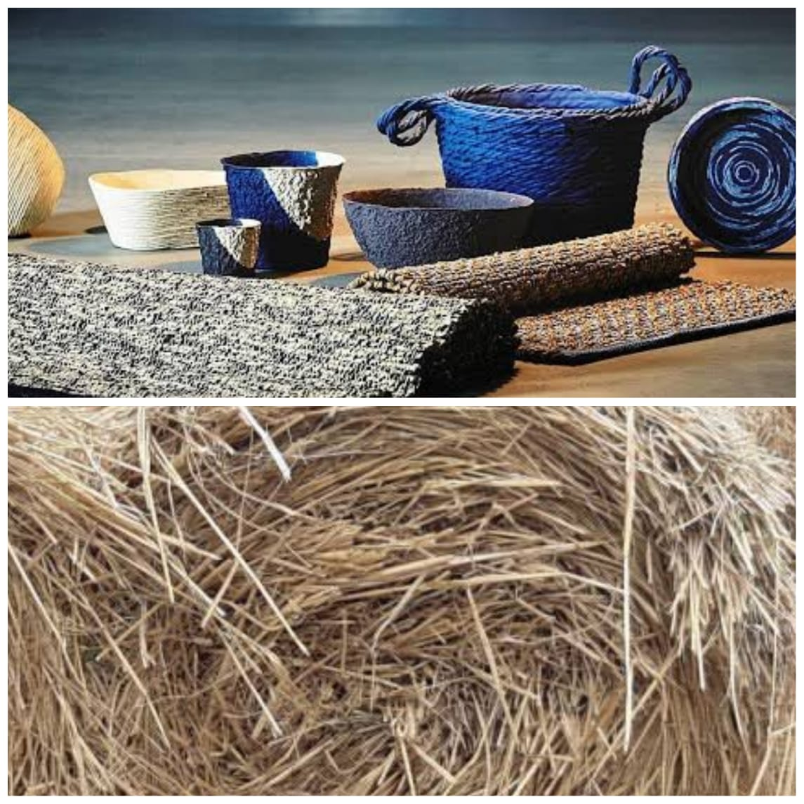 IKEA launches new collection made from rice straw