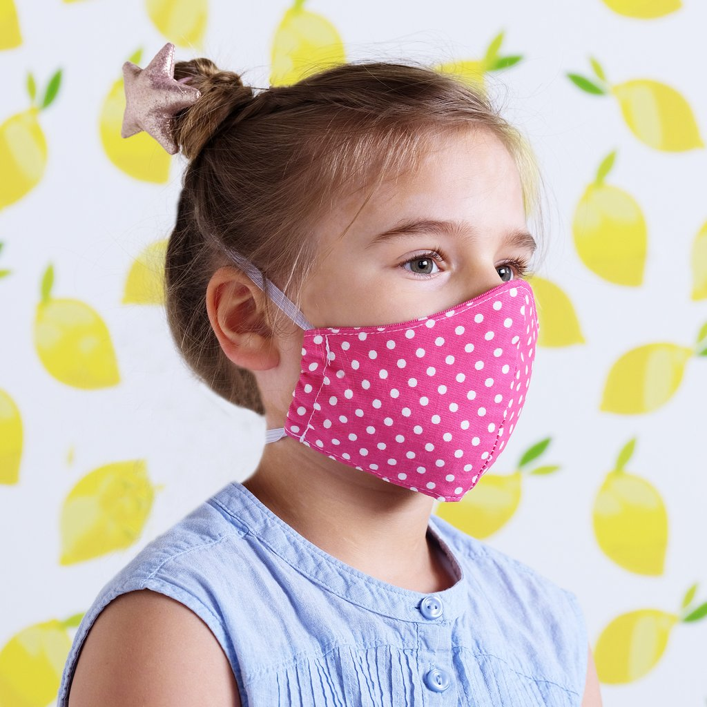 Decide on your kid's mask after going through these rules