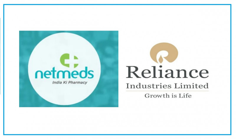 Reliance Retail acquires majority stake in Netmeds for ₹620 crore.
