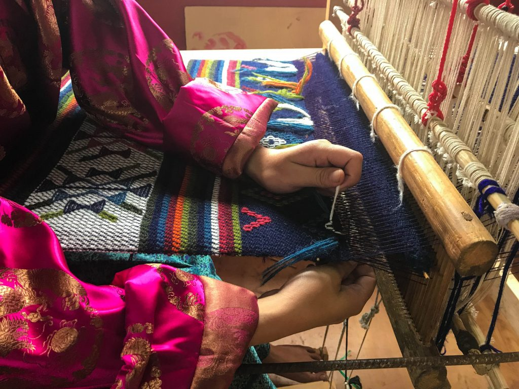 Bhutan : Textiles and Traditional Clothing