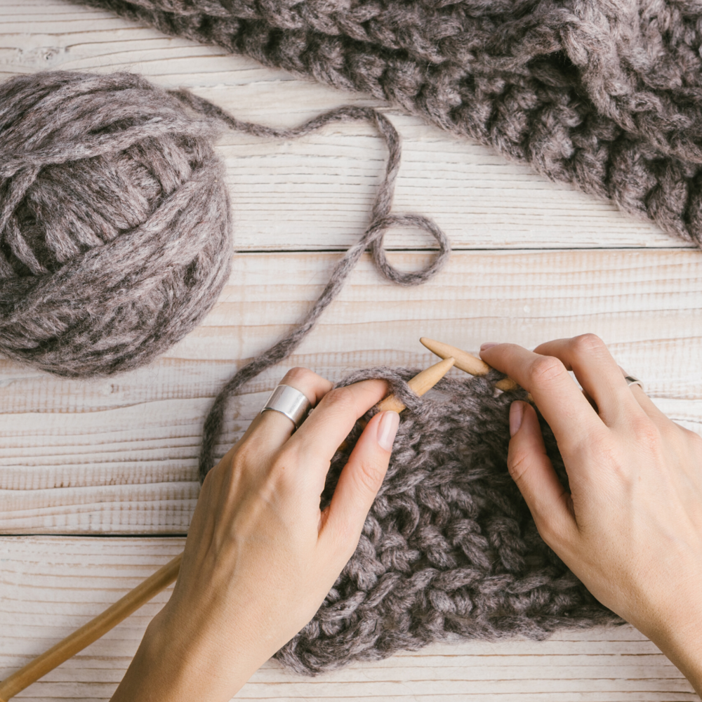 Knitting: Technological compulsions of quality
