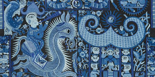 TEXTILES OF CHINA