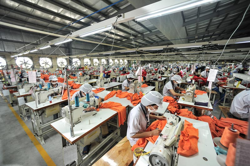 Near-shoring – A threat to Asian garment Industry