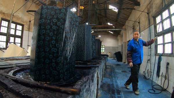 Textile dyeing of Zhejiang, may close during G20
