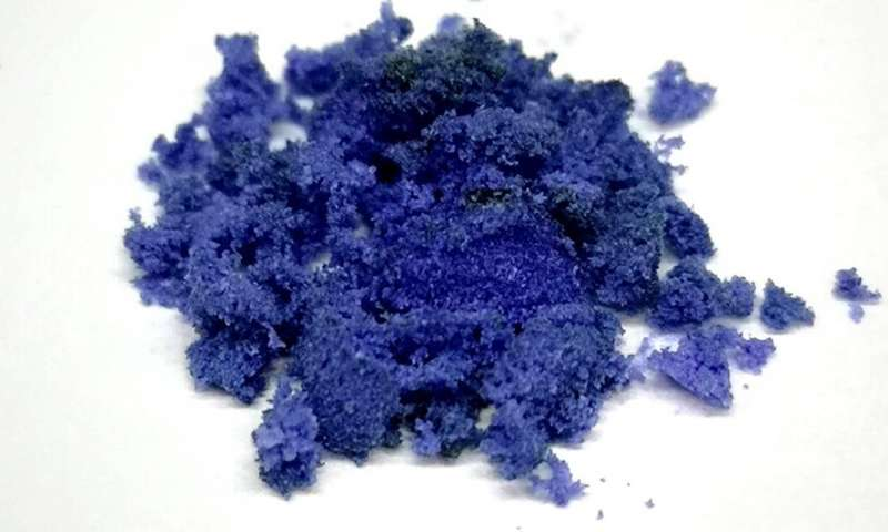 Blue dye from red beets: Chemists devise a new pigment option