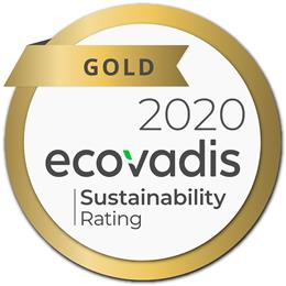 Archroma awarded EcoVadis Gold rating for its CSR performance