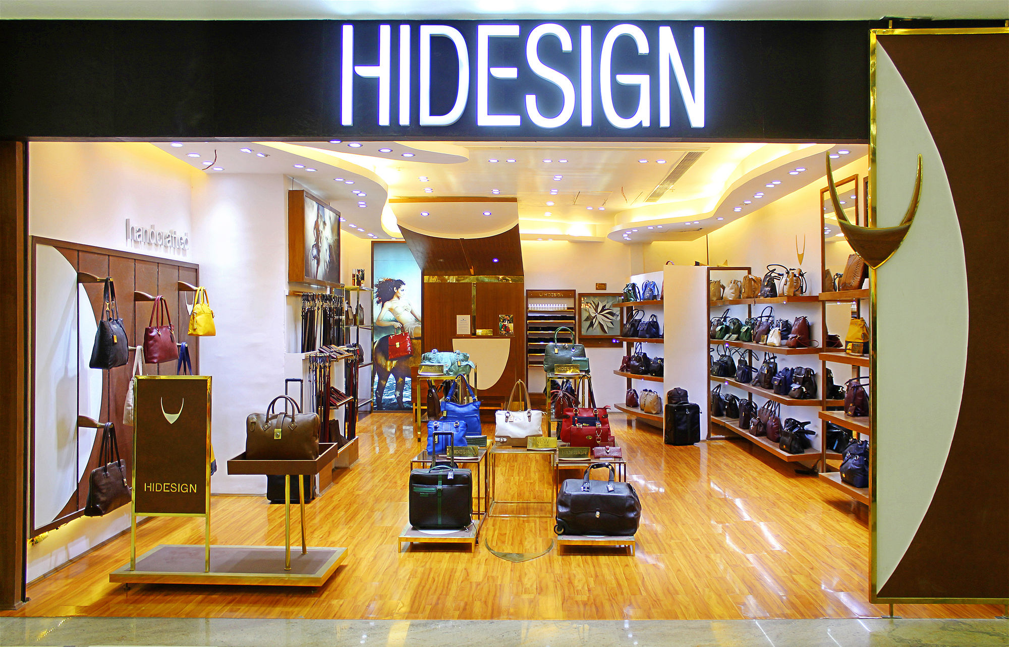 Hidesign to spread its leather across the world