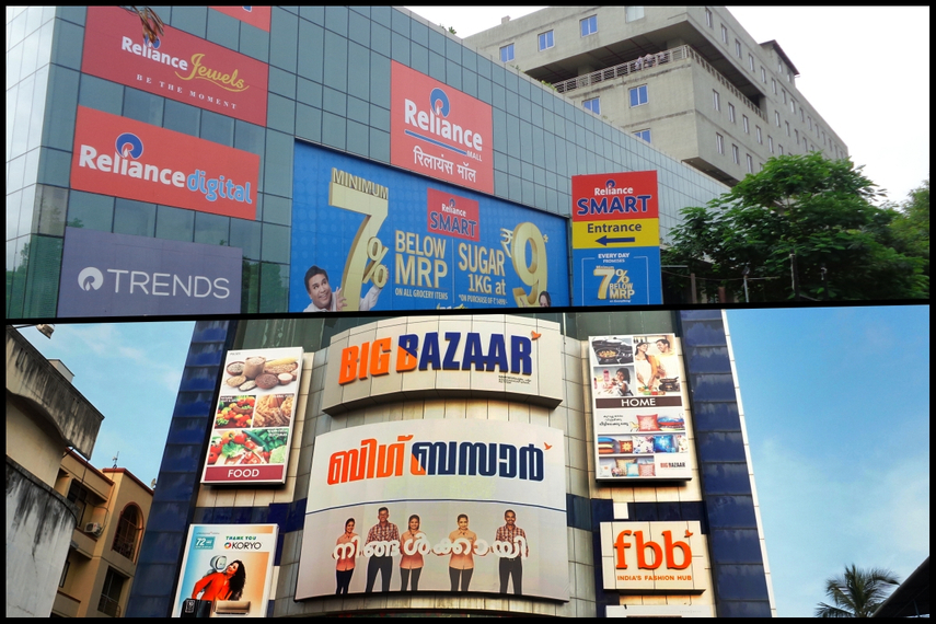 Future Group acquired by Reliance Retail