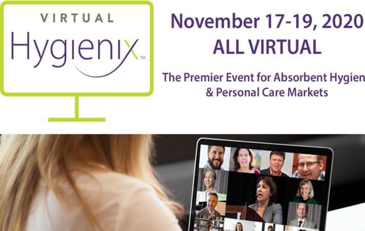 INDA TO HOST VIRTUAL EDITION OF HYGIENIX EVENT IN NOVEMBER