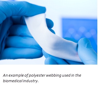 Domestic supplies of polyester woven webbings take on new urgency