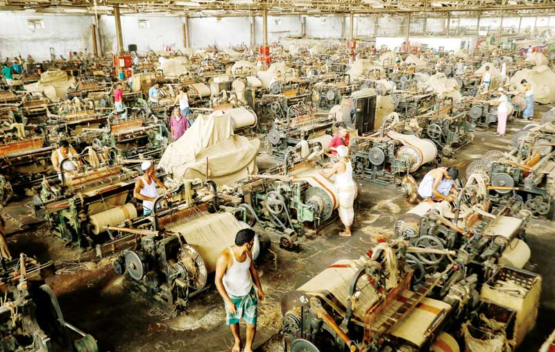Bangladesh Jute Mills Will Resume Production As Soon As Possible