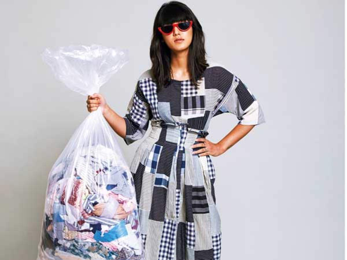Reverse Supply Chain For Discarded Clothing