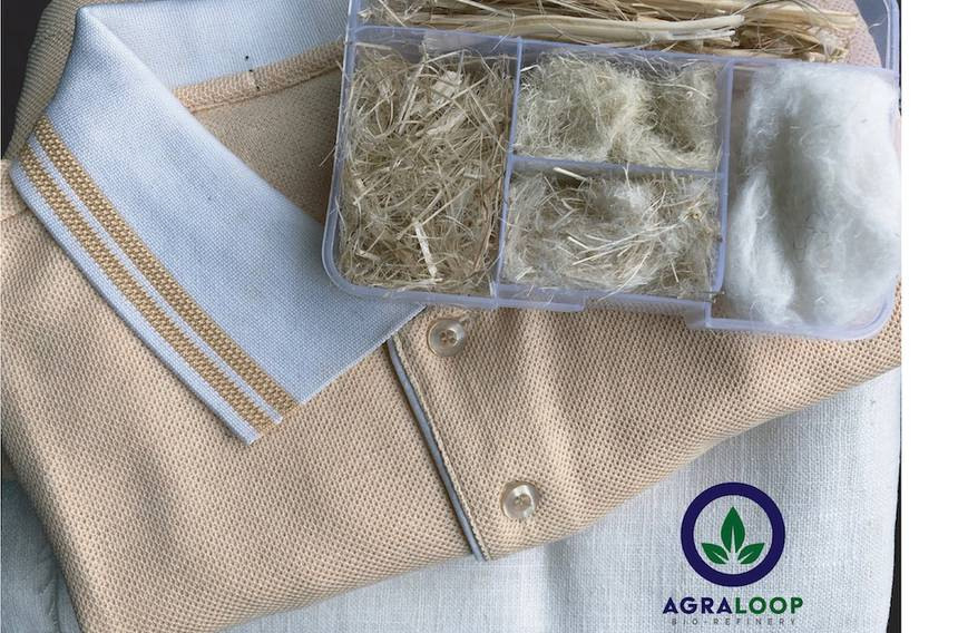 Agraloop – the future of recycled fabrics