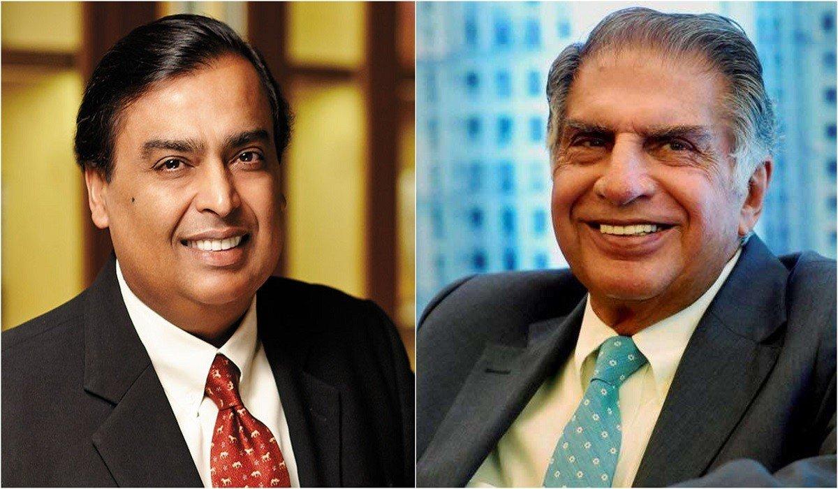 Tata's take on Amazon & Reliance