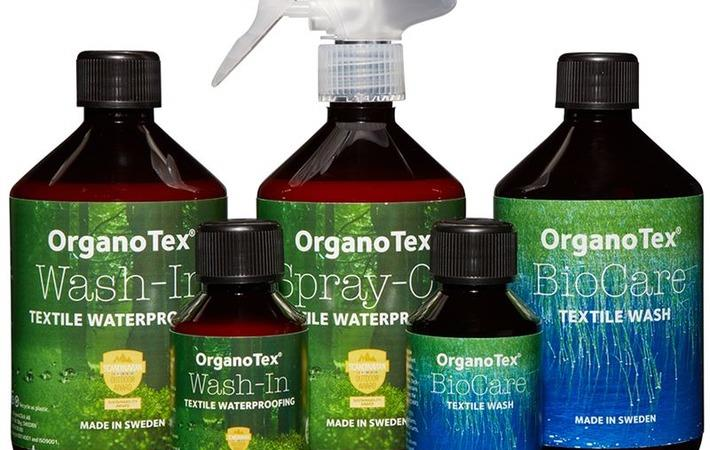 OrganoClick launches OrganoTex Textile in Benelux