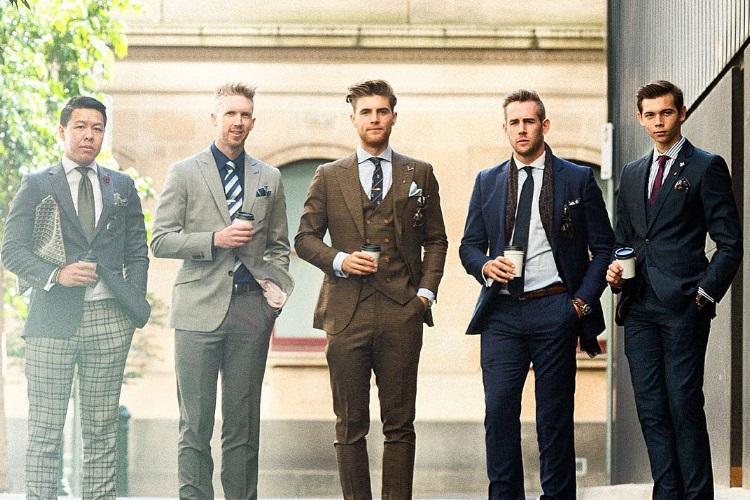 Suits – A perfection in men