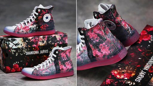 Shaniqwa Jarvis paying tribute through a fashion collab to her late Father