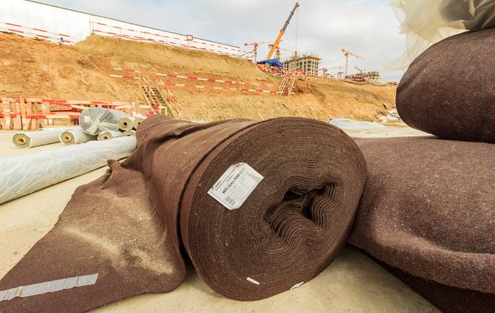 COIR INDUSTRY WANTS TO GRAB INDIAN GEOTEXTILES MARKET