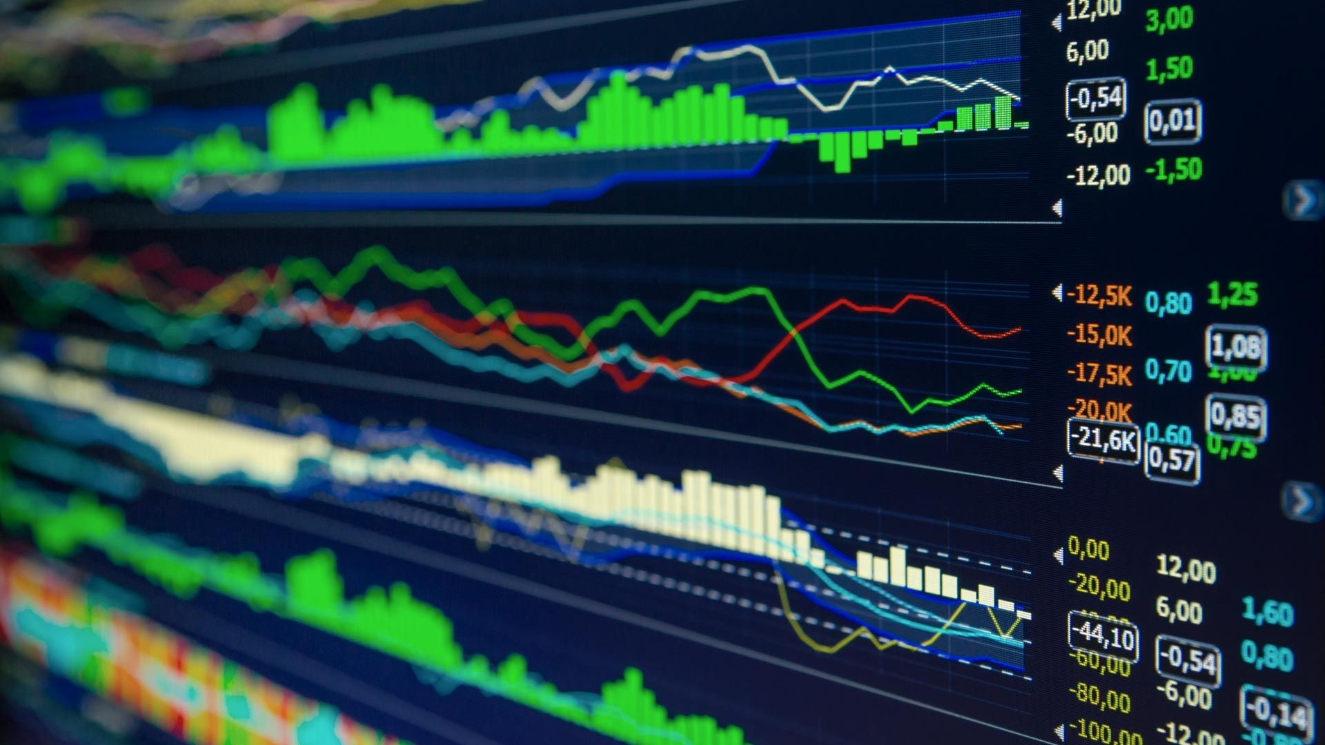 DISCONNECT BETWEEN STOCK RALLY AND ECONOMIC GLOOM