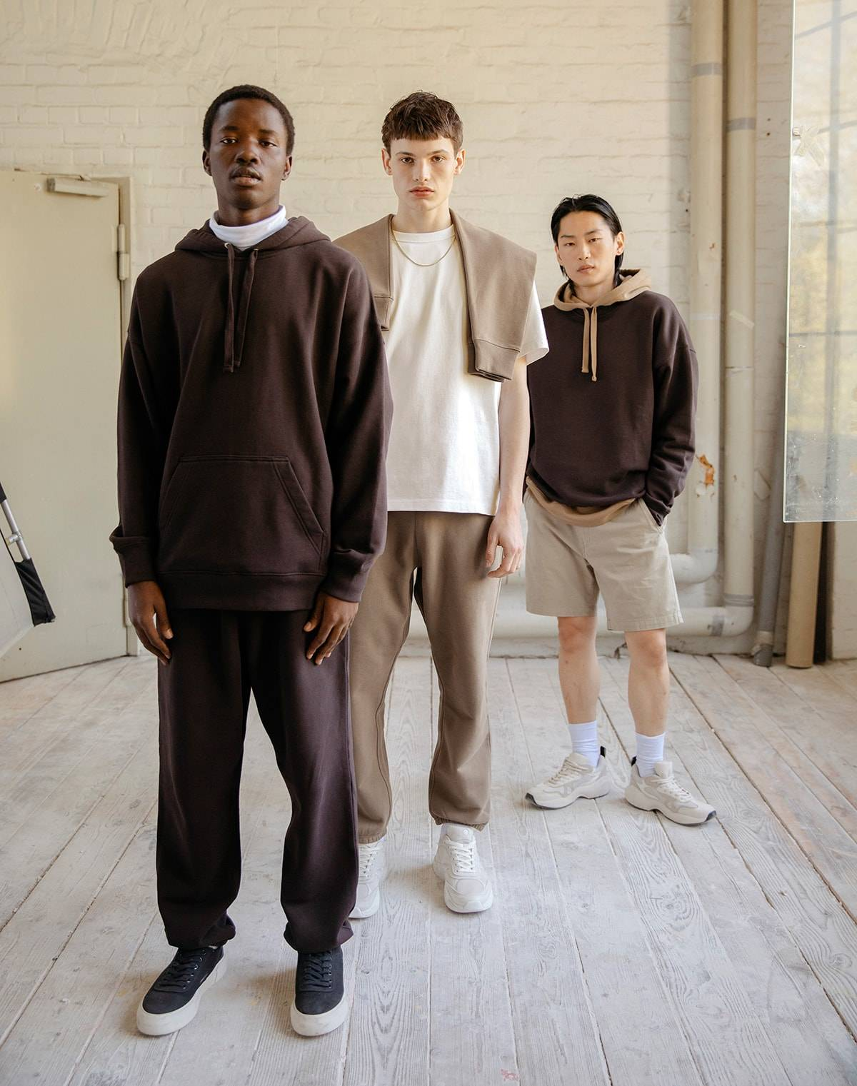 H&M launches a menswear collection 'Black Staples' with Highsnobiety