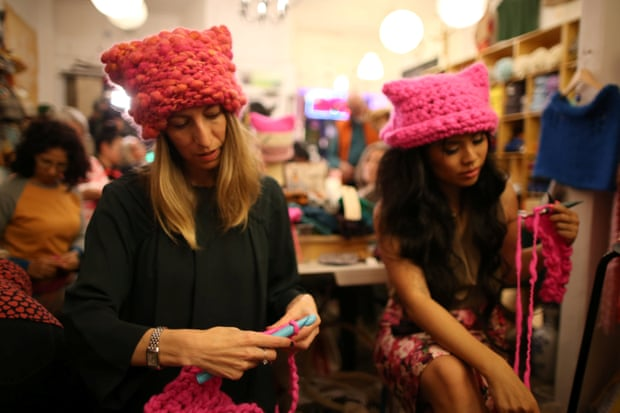 A stitch in time: how craftivists found their radical voice