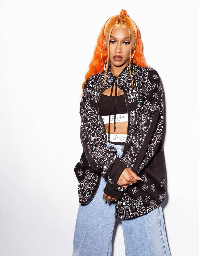 Sean John's debut womenswear collaboration with Missguided