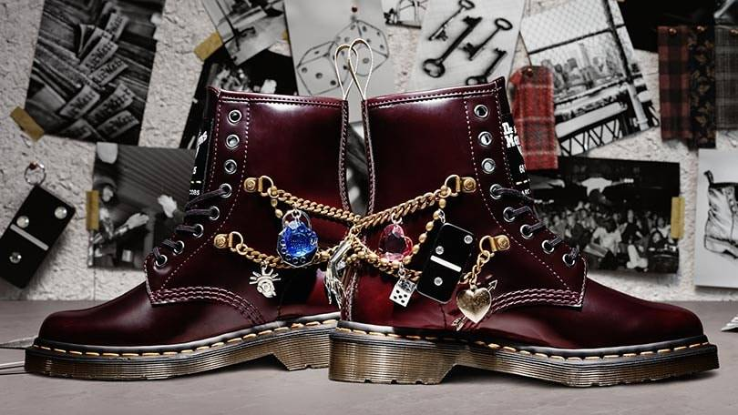 Marc Jacobs teams up with Dr. Martens