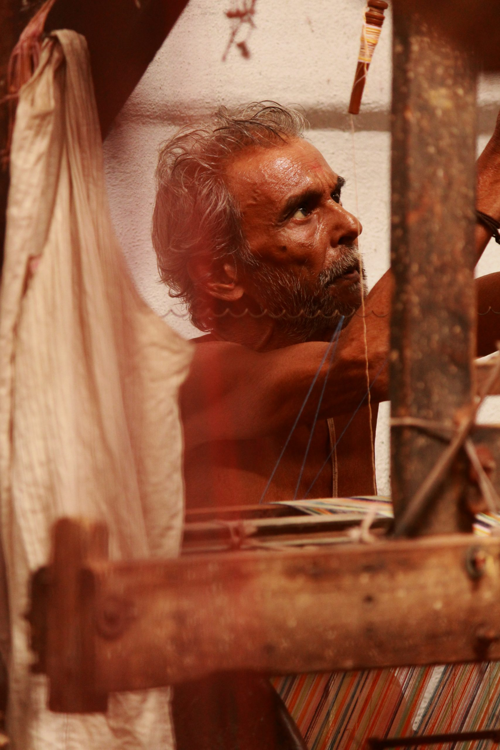 Vocal for Local…except for the handloom sector?