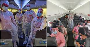 Does Coronavirus spread during flight journeys? Here is what we know about in-flight transmission of COVID-19.
