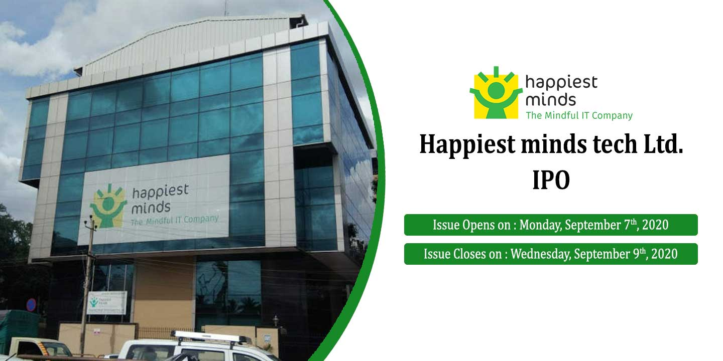 Happiest Minds Technology IPO