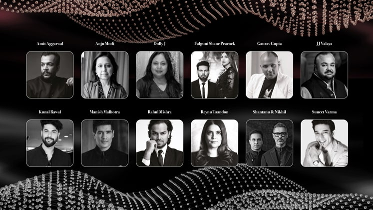 FDCI Indian couture week.