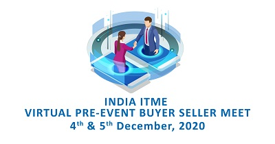 """""""Artificial Intelligence to do Matchmaking for Virtual Buyer Seller Meet by India ITME Society"""""""