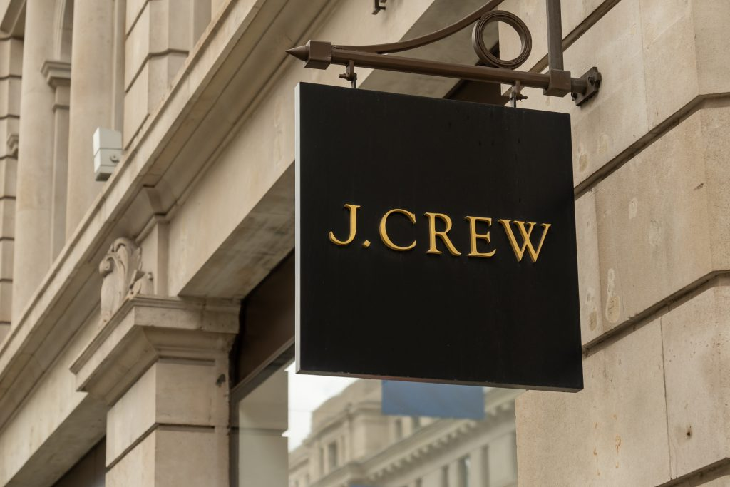 J.Crew is to permanently close all six of its UK stores