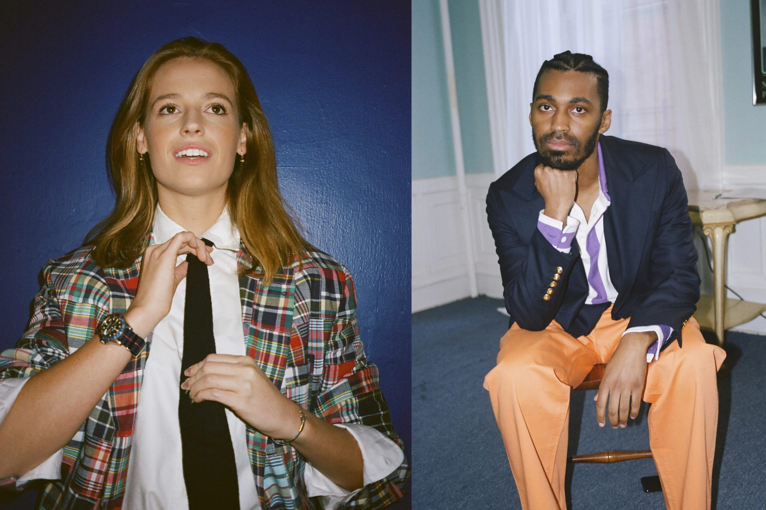 Rowing Blazers defying categories with its post preppy style