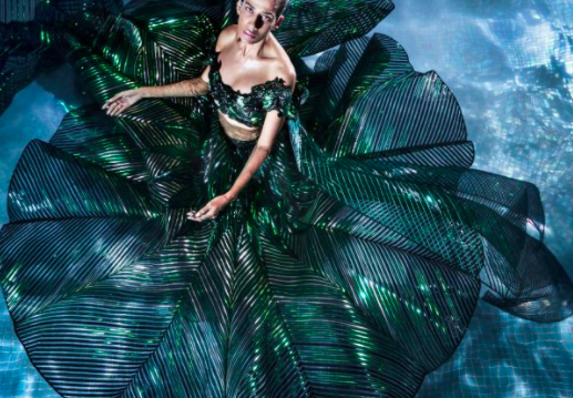 Amit Aggarwal's underwater hues at ICW 2020