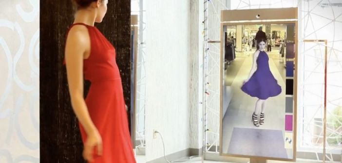 The future of fashion is augmented reality