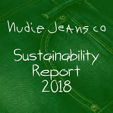 Sustainability Report 2018- NUDIE JEANS