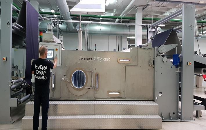 Jeanologia redefines fabric finishing with G2 Dynamic