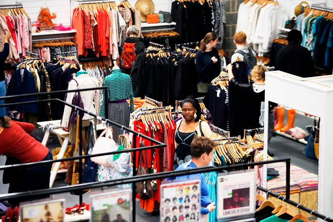 UK's secondhand market rise in 2020