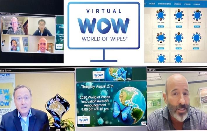 INDA'S WOW 2020 PRESENTS LATEST INNOVATIONS VIRTUALLY