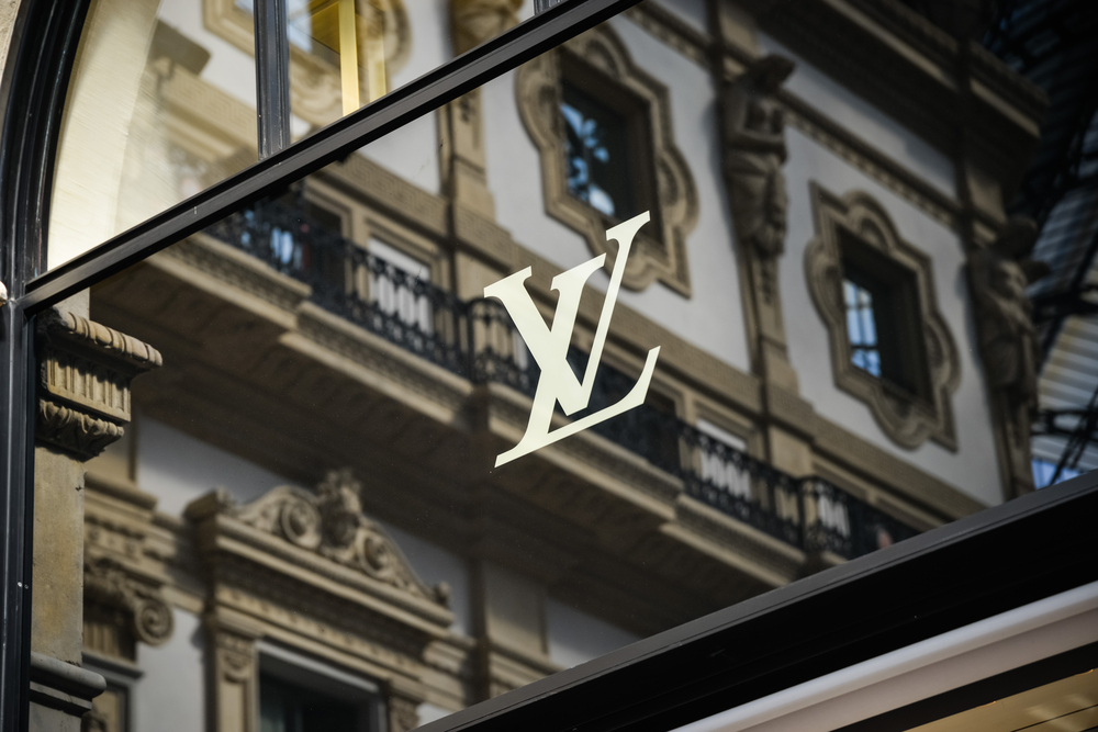LOUIS VUITTON LEATHER BAGS AND WALLETS