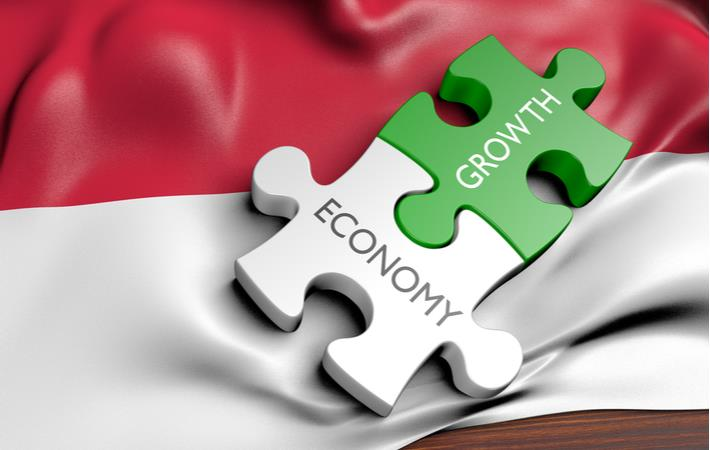 Indonesia expects economy to shrink by 1.7-0.6% this year